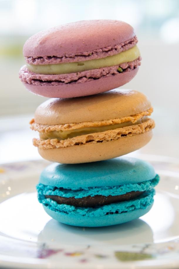 Top 3 Macarons