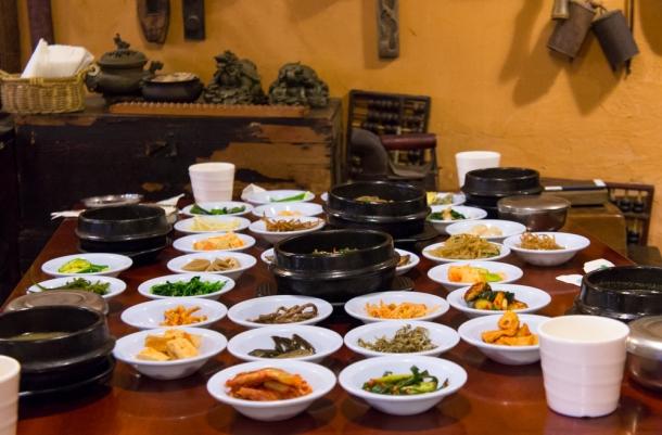 Banchan Feast