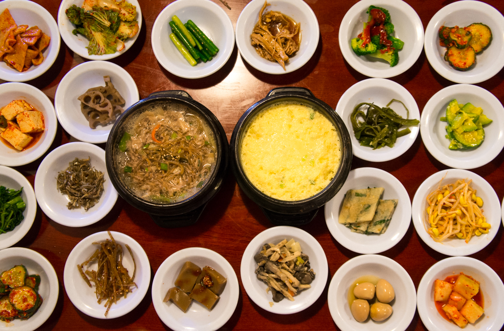 Good Food In Korean Language
