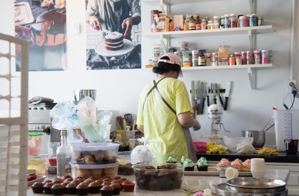 Creamfields (kitchen)