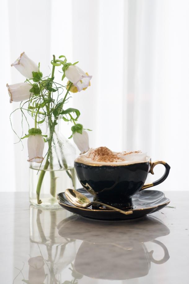 Vienna Coffee (hot)