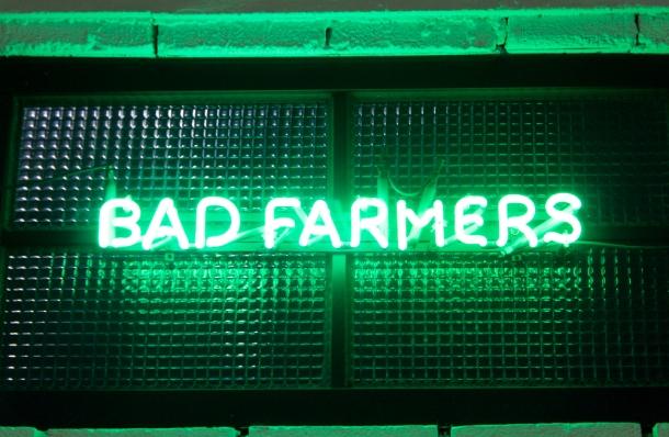 Bad Farmers Neon