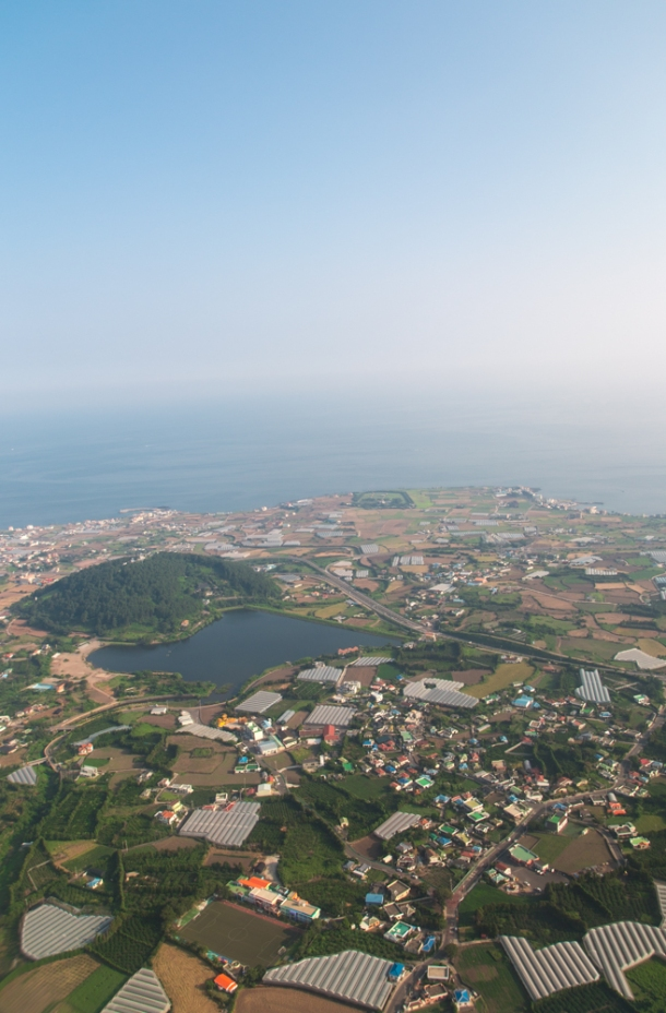 Jeju From Above