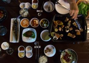 Jeju Black Pork @ Seogwipo Heukdon(서귀포흑돈)