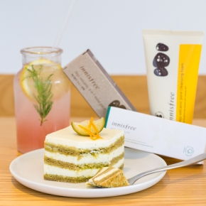 Innisfree Jeju House: Green Cafe