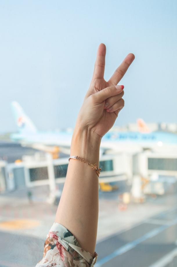Peace Out Jeju!
