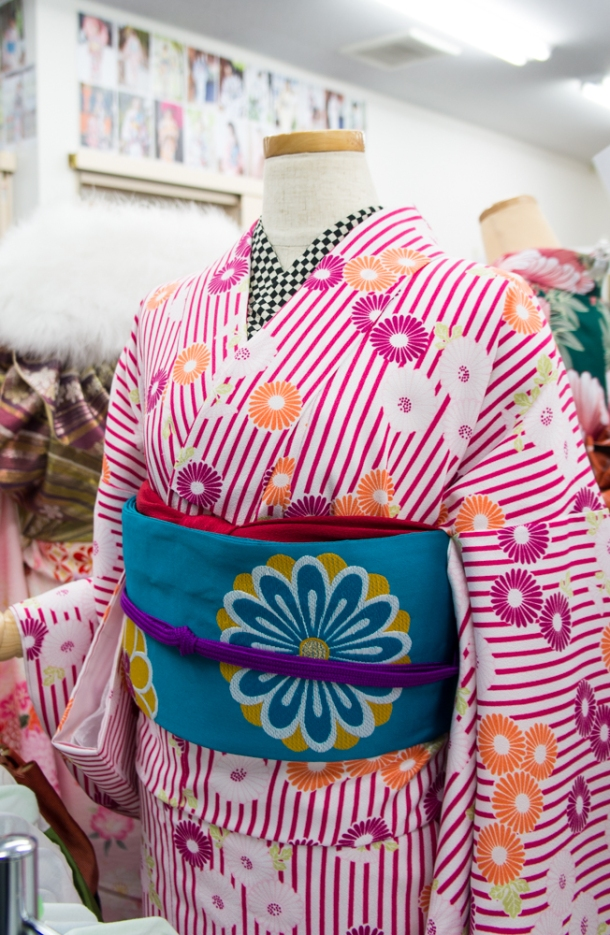 Kimono Sample