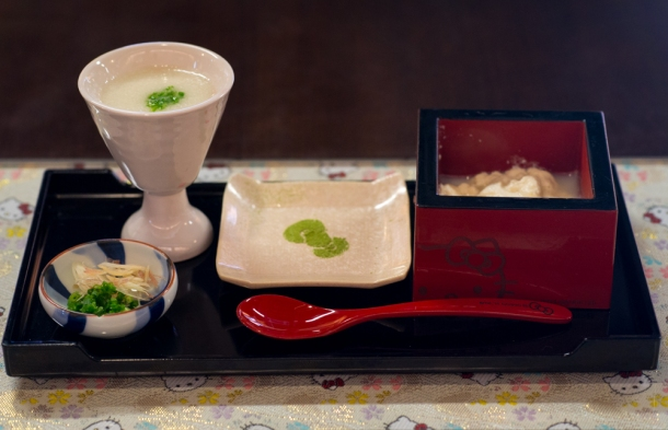 Kitty Chasoba-Gozen (porridge)