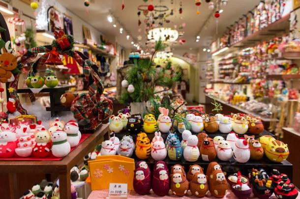 chirimen doll shops