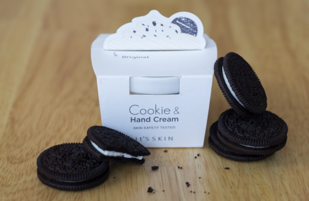 Cookie & Hand Cream