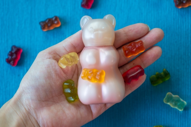 Gummy Bear Jelly Hand Cream (hand)