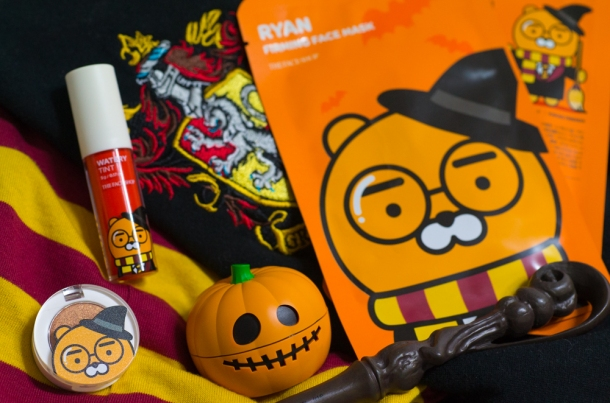 The Face Shop X KAKAO Friends Halloween Collection