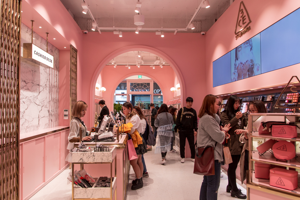 Style Nanda Pink Hotel Myeongdong Flagship Store