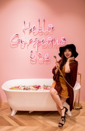 Style Nanda Pink Hotel: Myeongdong FlagshipStore