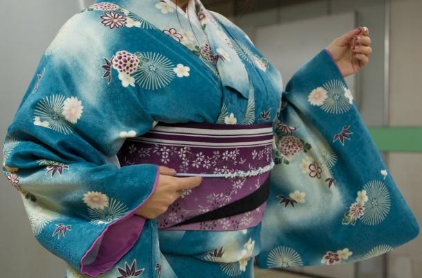 Kimono (Front)