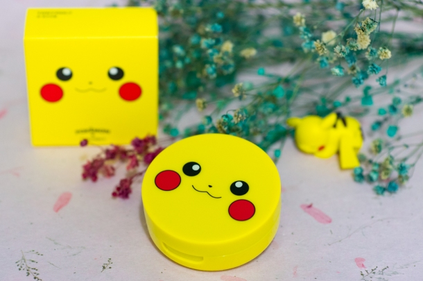 Pikachu Mini Cushion Blusher