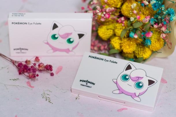 Jigglypuff Eye Palette