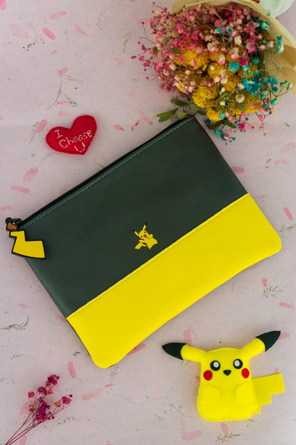 Pikachu Makeup Pouch
