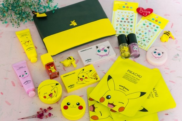 Pokémon ♥ Tony Moly