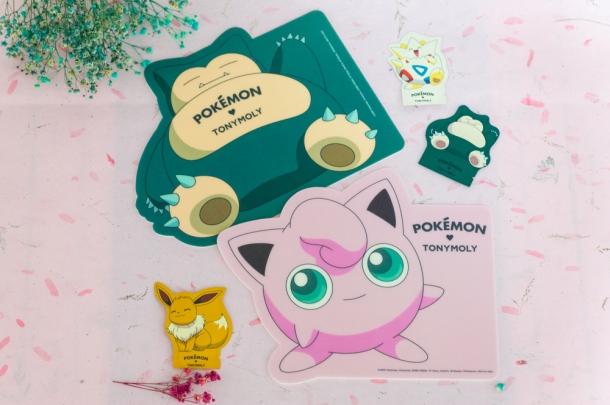 Pokémon Mouse Pad