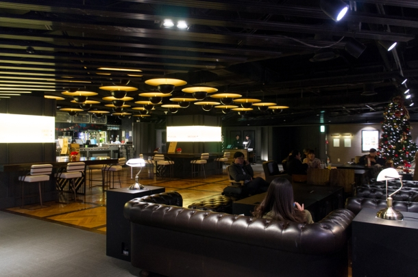 Boutique M Lobby