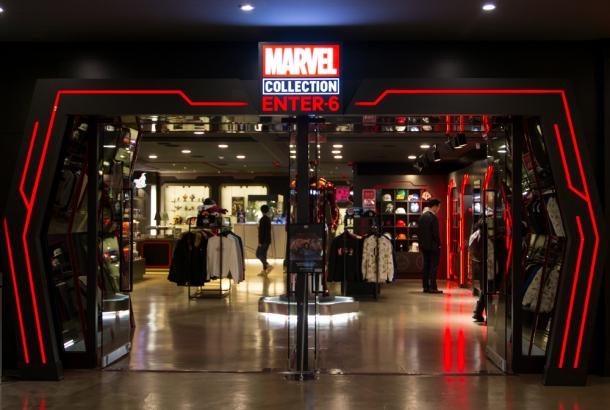 Marvel Enter 6
