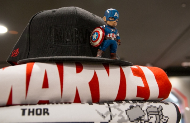 Marvel Swag