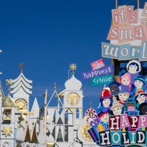 A Day at Disneyland: Doggie Daycare, Good Eats & HolidayMagic
