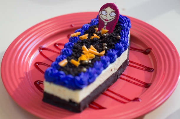 Sally Cookies and Cream Mousse Coffin Cake
