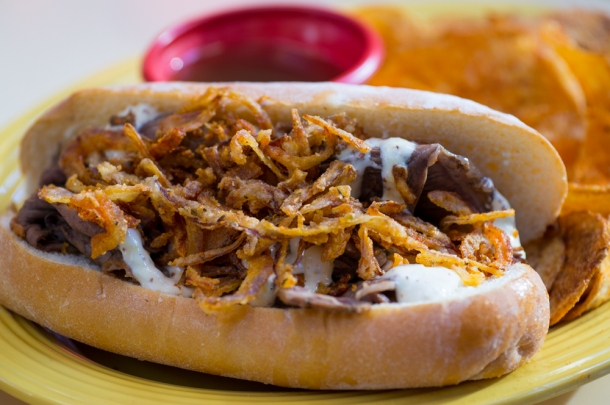 French Dip Sandwich