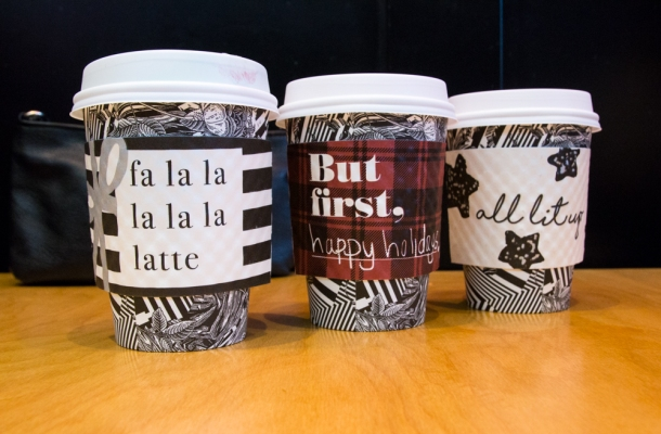 Alfred Coffee Cups