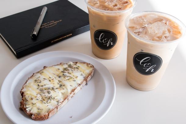 L & H Toast