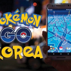 Pokémon Go-es to Korea