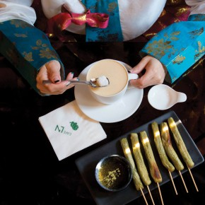 Hanok Tea & Coffee Shop: Cafe LN (카페루덴로켄)