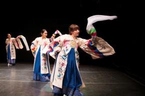 Studying Korean Dance @ The National Theater of Korea(국립극장)