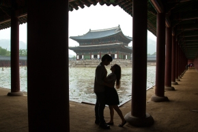 Gyeongbokgung: A Royal Proposal