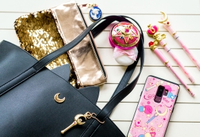 Sailor Moon Crystal ♥ Grace Gift Collaboration: Haul & Review