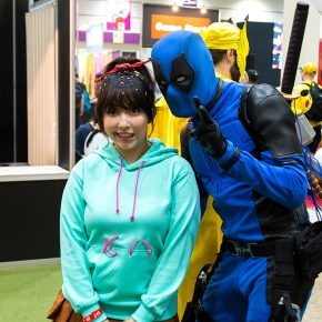 Seoul Comic Con 2018: Ay or Nay?