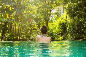 Romantic Thailand Hotel: Rainforest Boutique Hotel