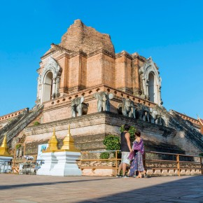 Temple Hopping in Chiang Mai,Thailand