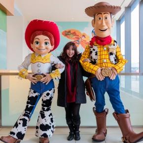 Inside Shanghai Disneyland's Toy StoryHotel